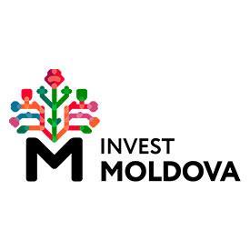 Invest Moldova logo