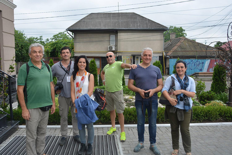 Antrim Press Trip