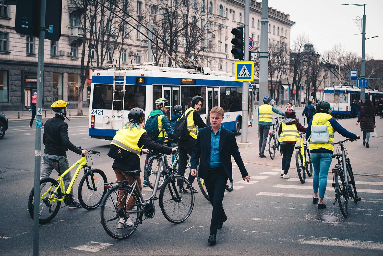 Chisinau Biking Tour