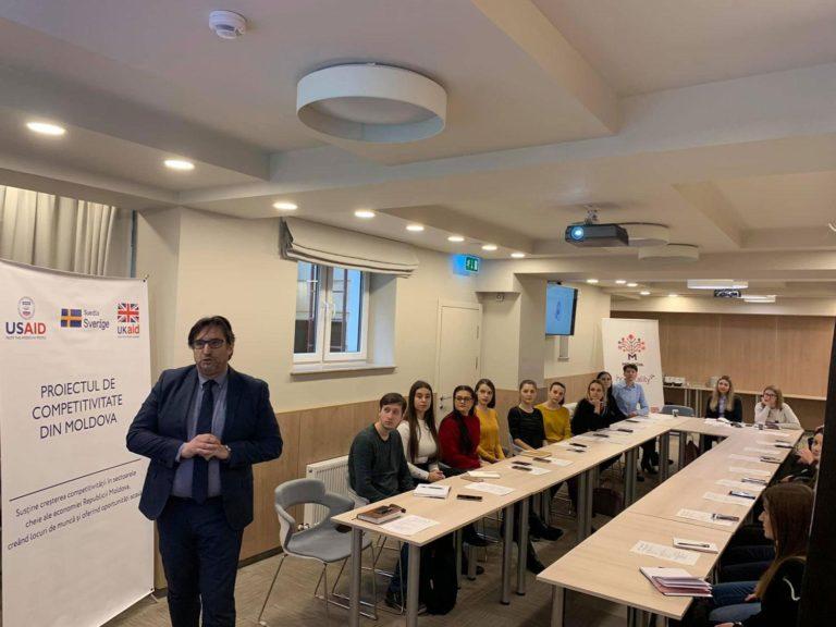 December Hospitality Industry Training