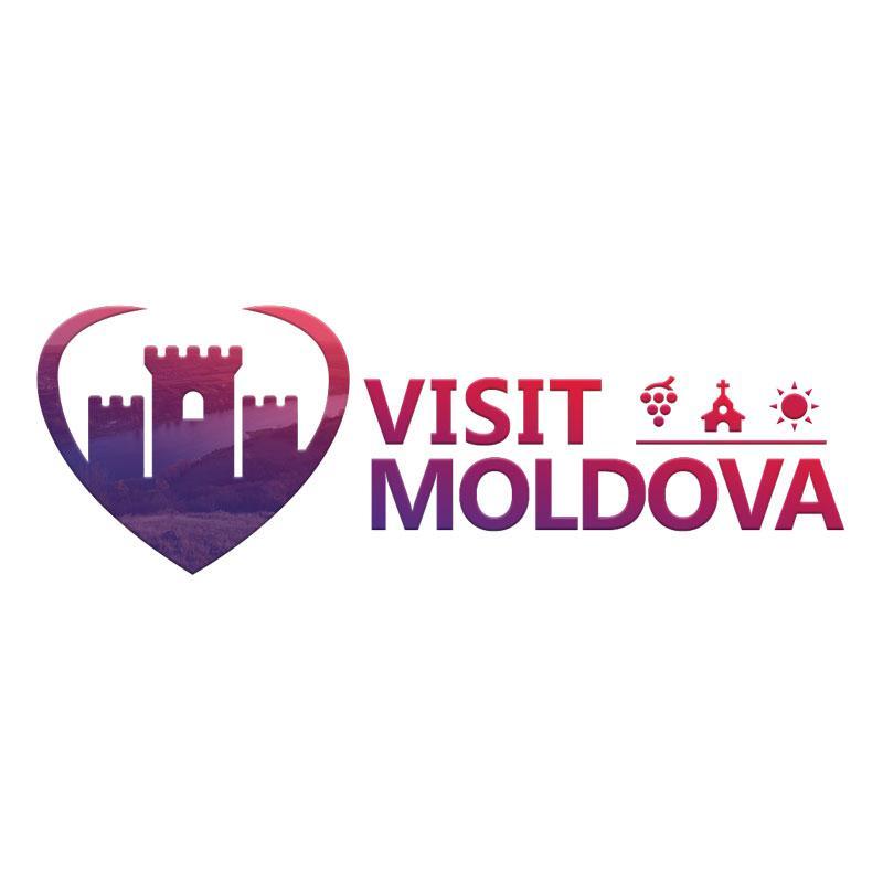 Visit Moldova logo