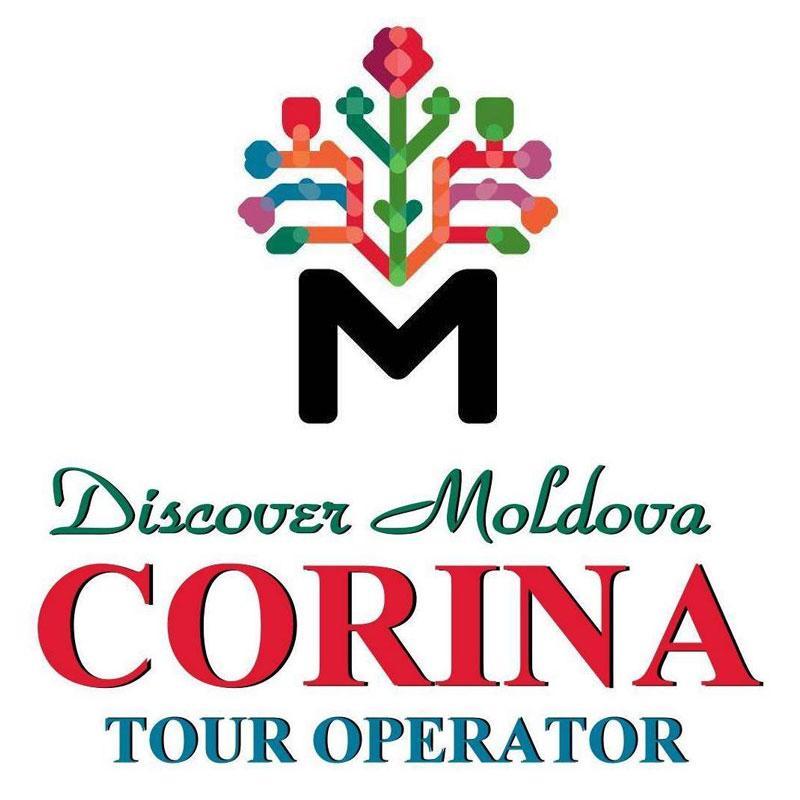 Corina travel discover Moldova tour operator logo